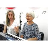 Valores de Aula de piano iniciante na Vila Guilherme