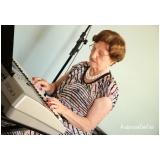 Valores de Aula de piano na Vila Guilherme