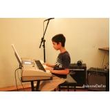 Valores de Aula de teclado avançado em Santana