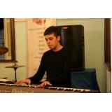 Valores de Aula de teclado intermediário em Santana