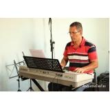 Valores de Aula de teclado na Vila Maria