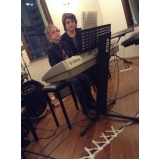 Valores de Aula de teclado ritmos em Santana