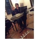 Valores de Aula de teclado ritmos na Vila Guilherme