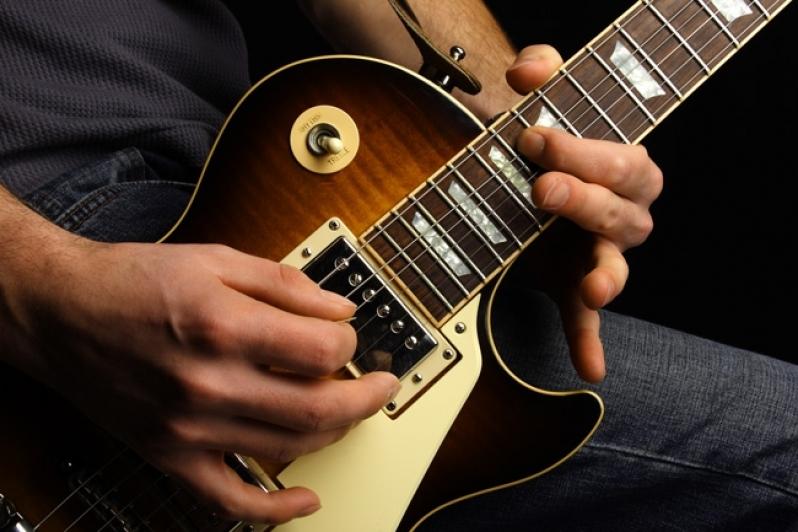 Valor Aula de Guitarra na Vila Medeiros - Aula de Guitarra em Santana