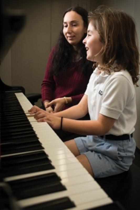 Valor Aula de Piano Avançado no Tremembé - Aulas de Tocar Piano