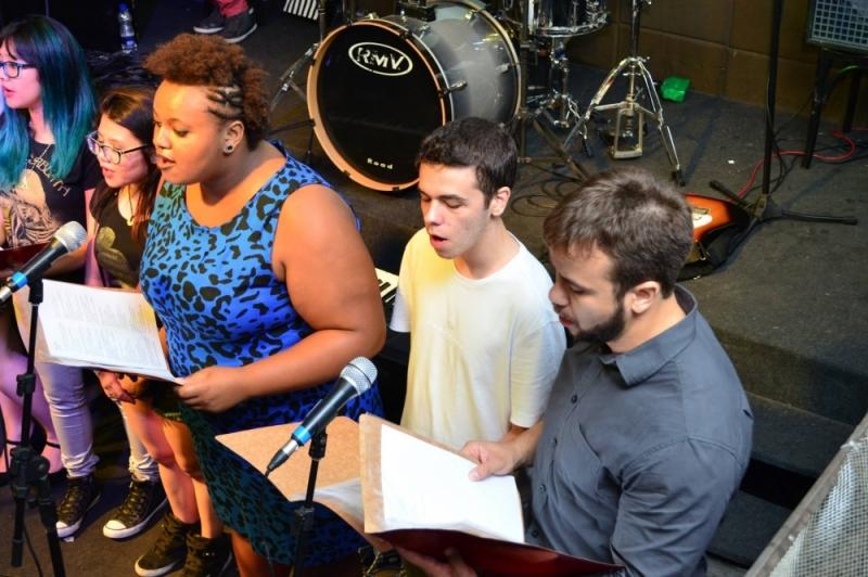 Valor Aulas de Canto Particular no Tucuruvi - Aula de Canto em SP