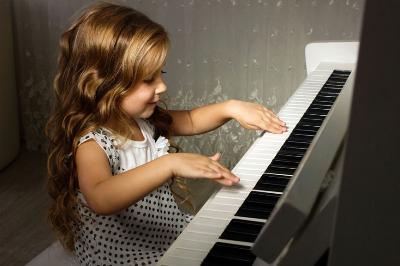 Valor de Aula de Piano Avançado em Cachoeirinha - Aulas de Tocar Piano