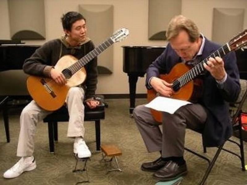 Valor de Aula de Violão no Imirim - Aula de Violãoem Santana
