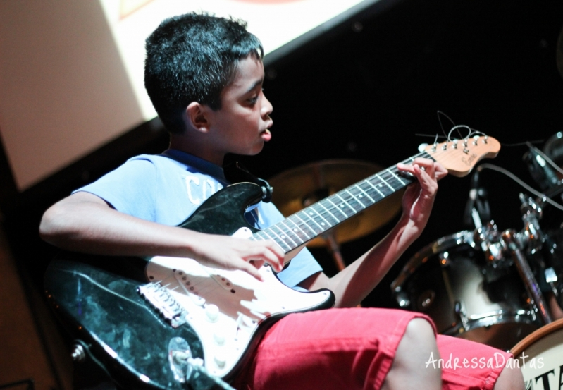 Valor de Aulas de Guitarra na Vila Gustavo - Escola de Guitarra SP