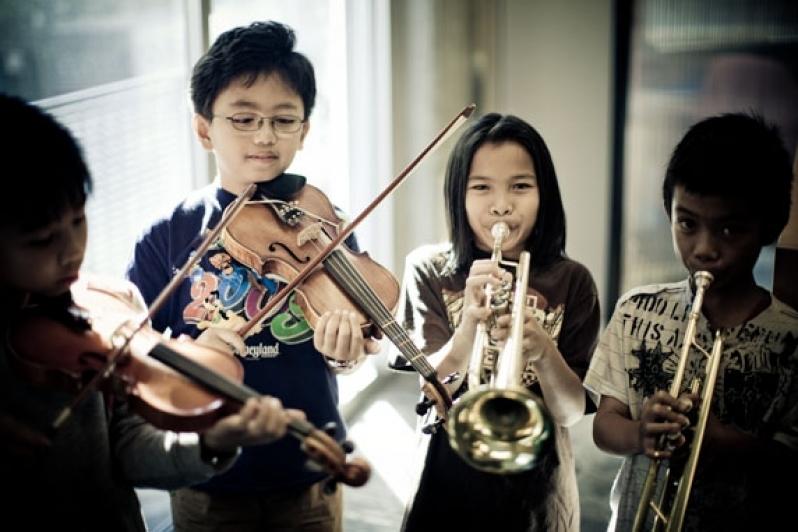 Valor de Escolas de Musica em Cachoeirinha - Escola de Musicas