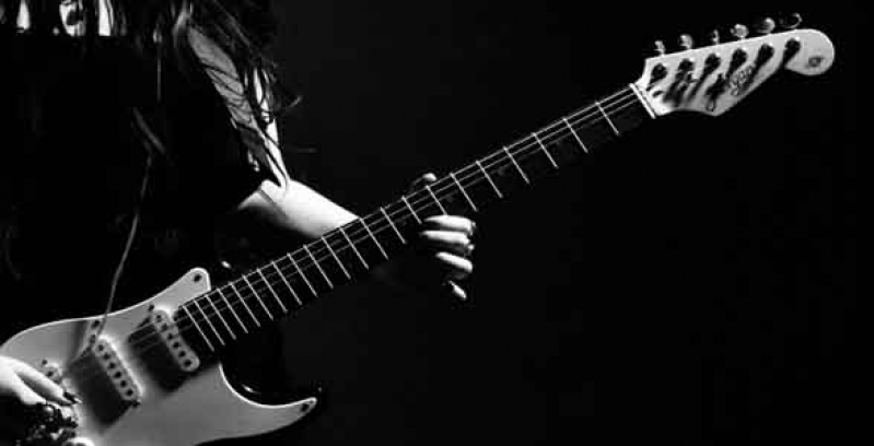 Valor de uma Aula de Guitarra no Tremembé - Aula de Guitarra Preço