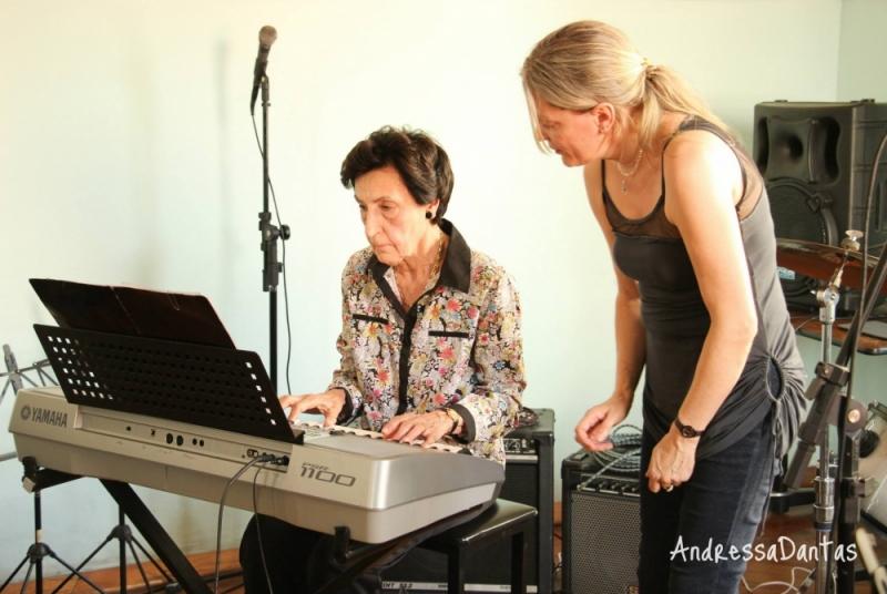 Valor de uma Aula de Teclado em Jaçanã - Aula de Teclado Musical