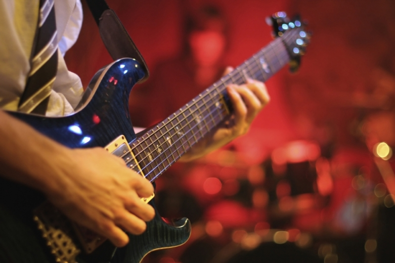 Valor de uma Aula Guitarra em Brasilândia - Quanto Custa Aula de Guitarra