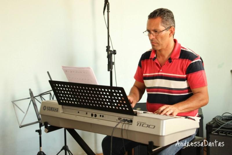 Valores de Aula de Teclado na Vila Guilherme - Aula de Teclado Musical